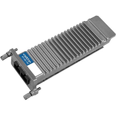 AddOn Cisco DWDM-XENPAK-52.52 Compatible TAA Compliant 10GBase-DWDM 100GHz XENPAK Transceiver (SMF, 1552.52nm, 80km, SC, DOM)