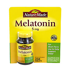 Nature Made Melatonin 5 mg Pack
