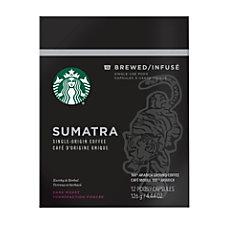 Verismo Sumatra Pods 2 Oz Box