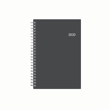 "Blue Sky™ Weekly/Monthly Planner, 5"" x 8"", Passages, January to December 2020"