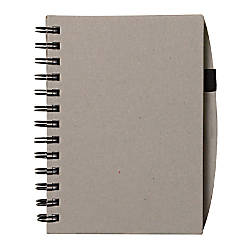 BIC Chipboard Cover Notebook 7 H