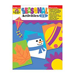 Evan Moor Seasonal Activities Grades 1