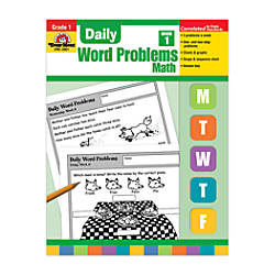 Evan Moor Daily Word Problems Grade