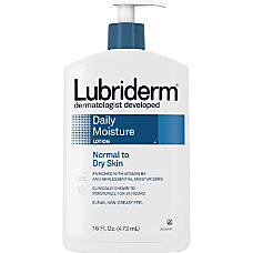 Lubriderm Daily Moisture Lotion Lotion 16