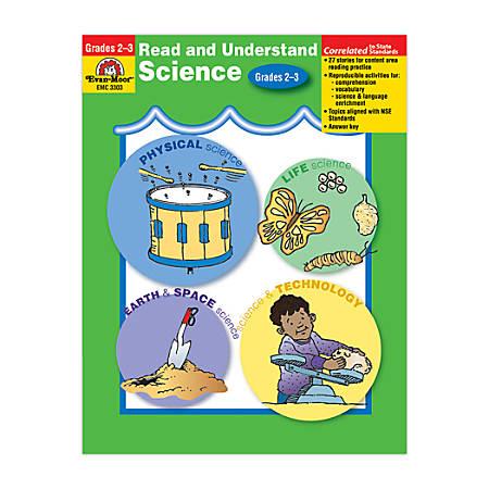 Evan-Moor® Read And Understand Science, Grades 2-3