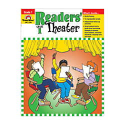Evan Moor Readers Theater Grade 1