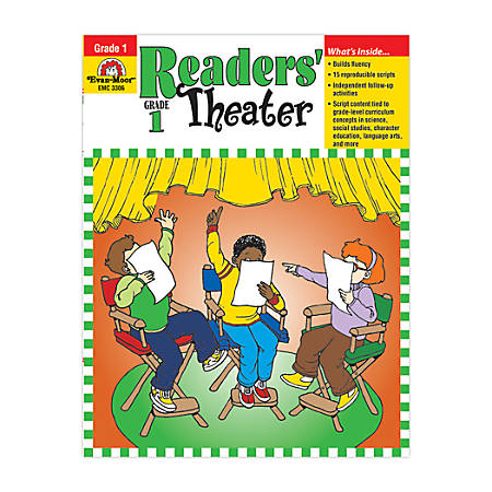 Evan-Moor® Readers' Theater, Grade 1