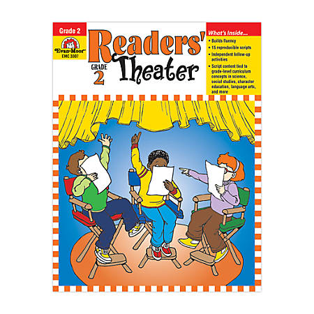 Evan-Moor® Readers' Theater, Grade 2