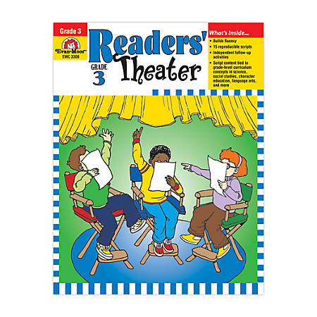 Evan-Moor® Readers' Theater, Grade 3