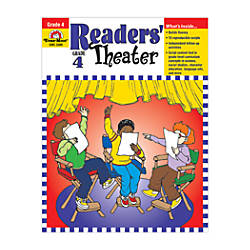 Evan Moor Readers Theater Grade 4