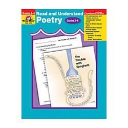 Evan Moor Read And Understand Poetry