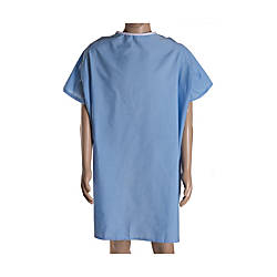 DMI Easy Access Patient Hospital Gown