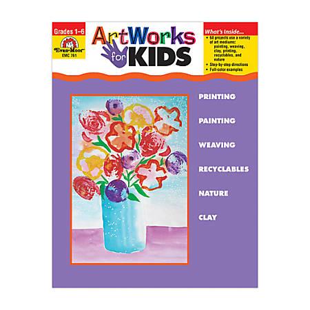 Evan-Moor® ArtWorks For Kids