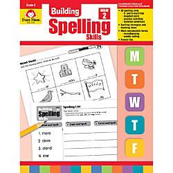 Evan Moor Building Spelling Skills Grade