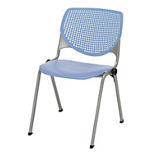 KFI Studios KOOL Stacking Chair Peri