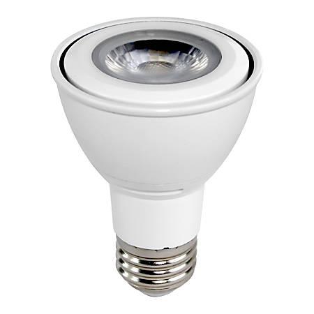 Euri 2000 Series PAR20 Dimmable 500 Lumens LED Flood Bulb, 7 Watt, 2700 Kelvin/Soft White