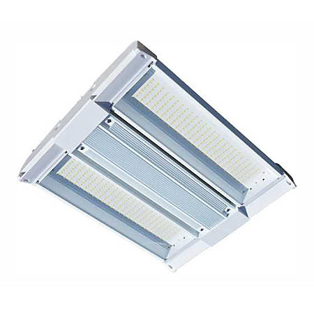 US LED Exsabay LED High Bay Fixture, 4', 5000 Kelvin, 104-Watt, 14,420 Lumens