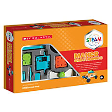 Scholastic STEAM Maker Electronics Activity Kit