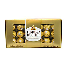 Ferrero Rocher Roasted Hazelnut Chocolates 18