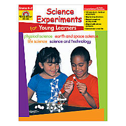 Evan Moor Science Experiments For Young