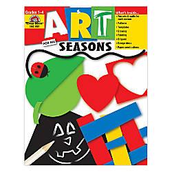 Evan Moor Art For All Seasons