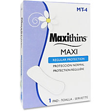 Hospeco MaxiThins Vending Machine Maxi Pads