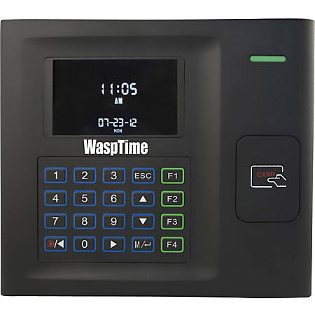 Wasp WaspTime RF200 RFID Time Clock