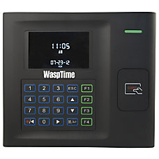 Wasp WaspTime RF200 RFID Time Clock