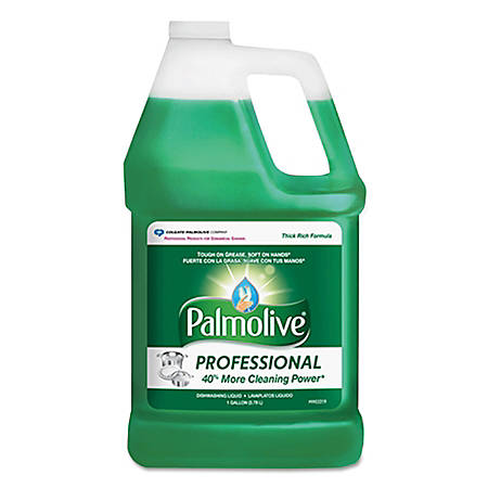 Palmolive® Dishwashing Liquid, Original Scent, 128 Oz Bottle, Pack Of 4 Bottles