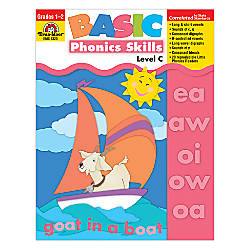Evan Moor Basic Phonics Skills Level