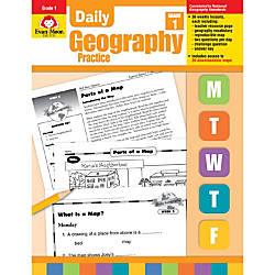 Evan Moor Daily Geography Practice Grade