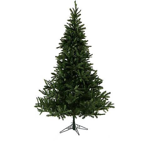 Fraser Hill Farm Artificial Foxtail Pine Christmas Tree, 9'