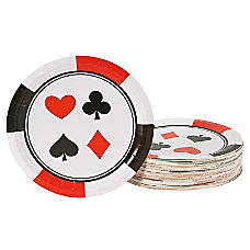 Blue Panda Poker Casino Card Night