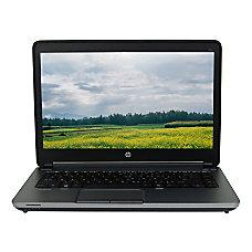 HP ProBook 645 G1 Refurbished Laptop