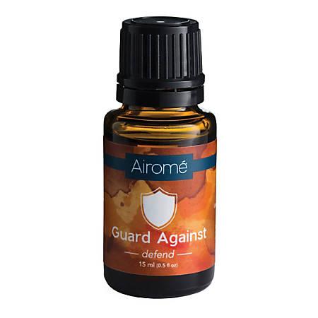 Airome Essential Oils, Guard Against Blend, 0.5 Fl Oz, Pack Of 2 Bottles
