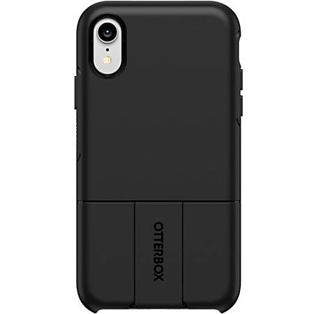 OtterBox uniVERSE Case System - For Apple iPhone XR Smartphone - Black - Drop Resistant