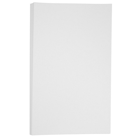 jam paper vellum bristol card stock ledger paper size 110 lb white