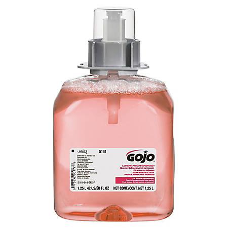 Gojo® FMX Luxury Foaming Soap Handwash Refills, 1,250 mL, Pack Of 3