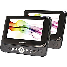 Sylvania SDVD8737A Car DVD Player 7