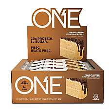 ONE Protein Bars Peanut Butter Chocolate