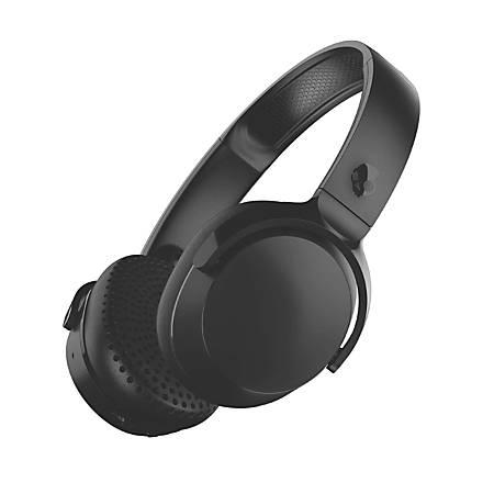 Skullcandy Riff Wireless On-Ear Headphones, Black, S5PXW-L003