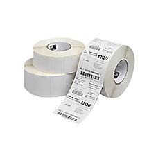 Zebra Label Paper U83294 4 x