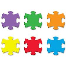 Trend Mini Puzzle Pieces Accent Varitey