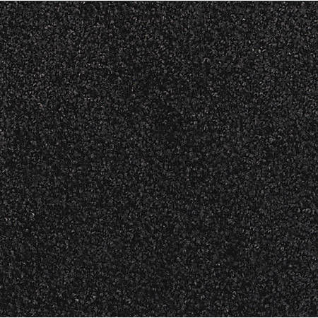 The Andersen Company Stylist Floor Mat, 3' x 8', Charcoal