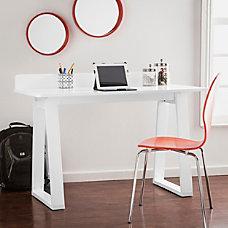 Holly Martin Hagio Writing Desk White