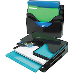 deflecto Three Tier Document Organizers 3