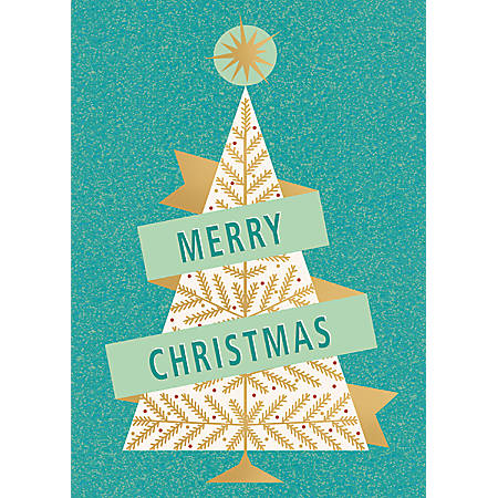viabella holiday boxed greeting cards 5 - Office Depot Christmas Cards