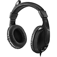 Adesso Xtream H5 Multimedia Headset with