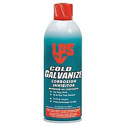 16OZ AEROSOL COLD GALVANIZE