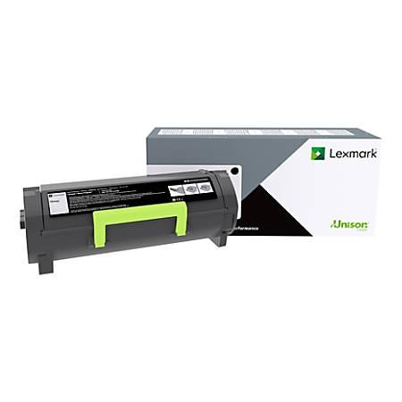 Lexmark™ 500HA High-Yield Black Toner Cartridge